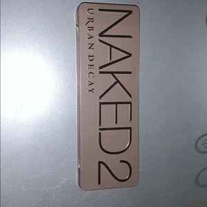 Naked 2 make up pallet